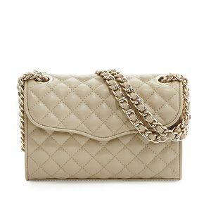 Authentic Rebecca Minkoff Quilted Mini Affair Bag